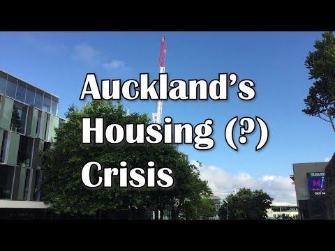 Auckland's Housing (?) Crisis