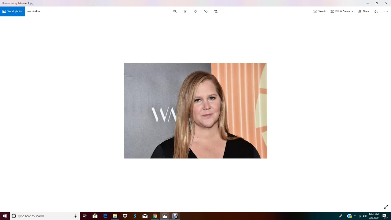 Amy Schumer Stay Outta This