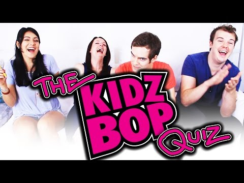 THE KIDZBOP QUIZ