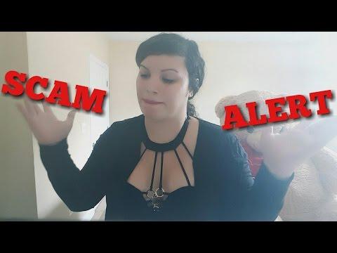 Exposing a Scam Artist!!!