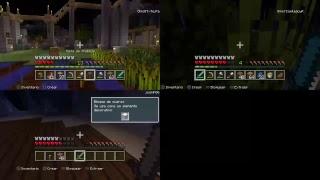 Minecraft ft Gino Patito Testa ElNovasix99 Ncututrulu(Nehuen)