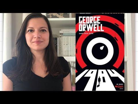 1984 George Orwell Kitap Özeti / Yorumu