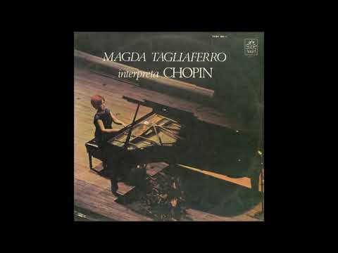 LP Magda Tagliaferro interpreta Chopin (1972)
