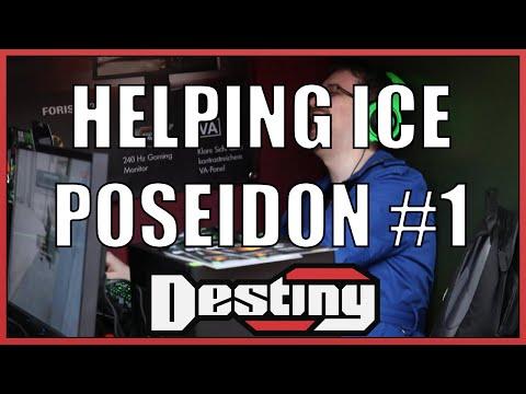 Helping Ice Poseidon - part 1
