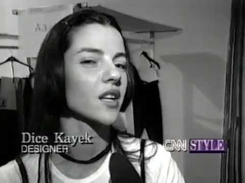 CNN STYLE ELSA KLENSCH FS 1999: Dice Kayek
