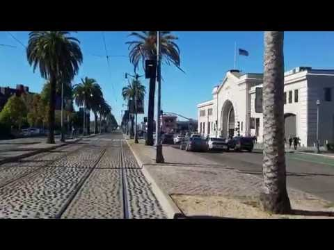 On Board: San Francisco Municipal Railway Streetcar 578
