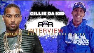 Gillie Da Kid On Battling Mysonne In Front Of Jay Z