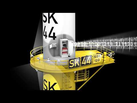Sabik Offshore MARK IT - LIGHT IT - KEEP IT SAFE