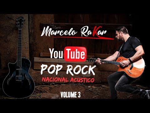 Pop Rock Nacional Acustico Volume 3