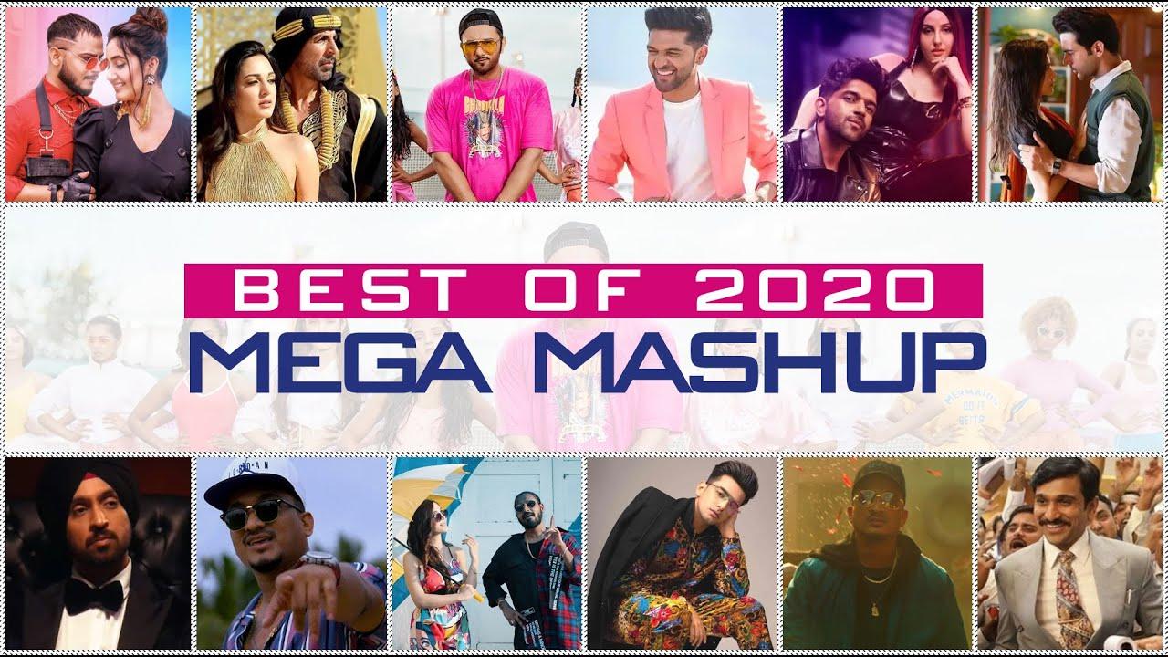 Best of 2020 Mega Mashup | DJ Dave NYC | Sunix Thakor | 2021 Welcome Year Mashup | Best of 2020