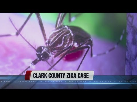 Southern Nevada Health District reports first Zika case