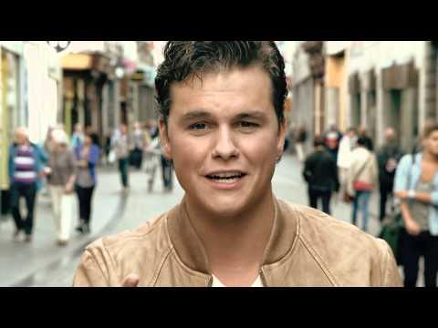Henk Dissel - Een bom (officiele videoclip)