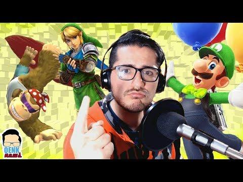 Switch se llena de REMASTERS - Mario Tennis (Resumen Nintendo Direct) | QN