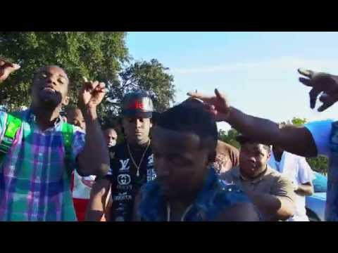 Louie V Swagg Ft. Prada Smash -  My Hitta (Official Video)