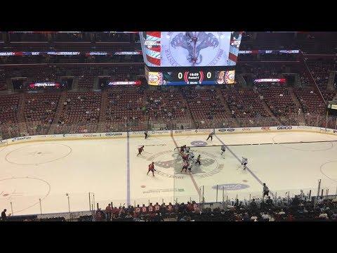 NHL Attendance Now vs Ten Years Ago