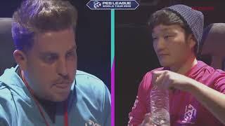 PESLEAGUE WT 2018 ASIA | Semi-Finals 2: Jose (SPA) vs Mayageka (JPN)