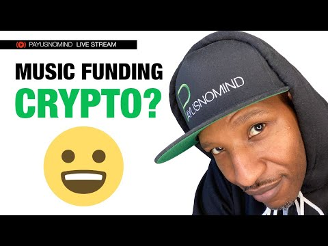 Cryptocurrencies – Easiest Way To Find Funding For Your Music? 😮