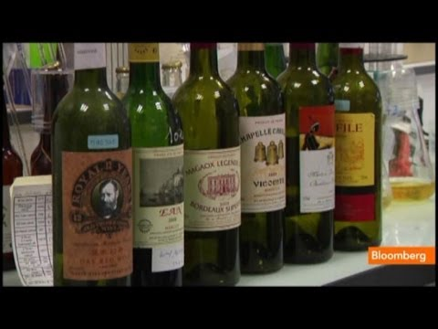 Fake French Wines Hide in Plain Sight in China