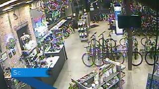 Bikes stolen from Schlegel Bicycles