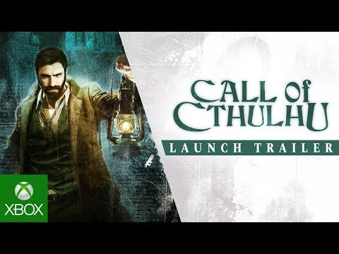 Assista ao Trailer de Lançamento do Game de CALL OF CTHULHU