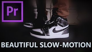 Slow-Motion Video Tutorial: Easy How-To (Premiere Pro)