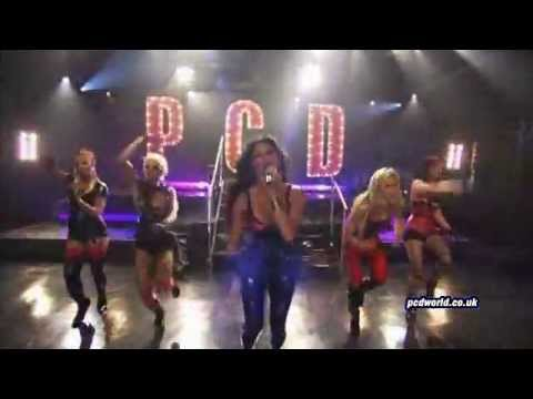 The Pussycat Dolls - Soundcheck Live At Walmart Full Performance