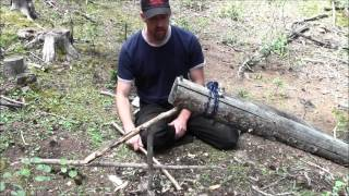 Colorado Mountain Man Survival Traps and Snares