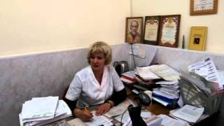 Прием пьяного врача онколога Цветкова С.В. г Шахты