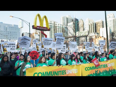 Illinois governor blocks $15 minimum wage