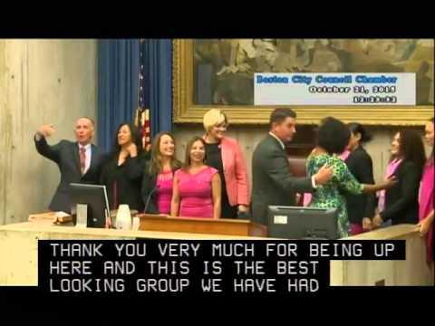 Boston City Council Meeting October 21, 2015