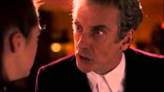 The Doctor threatens Ashildr - Face The Raven