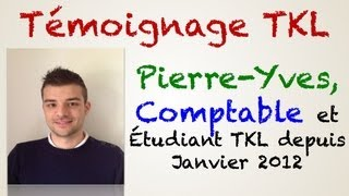 ITW Pierre Yves étudiant TKL Trading School depuis janvier 2012