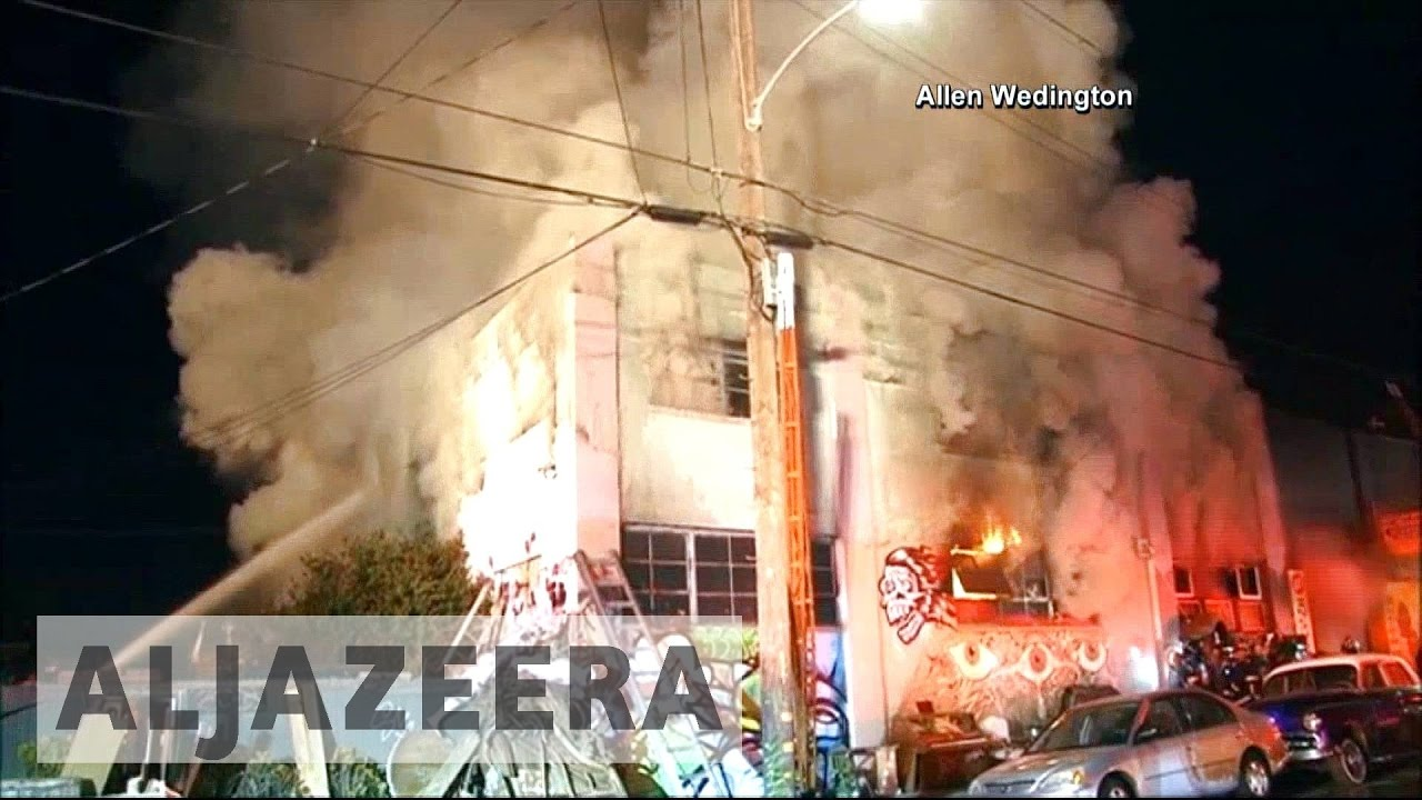Several dead after Oakland concert fire
