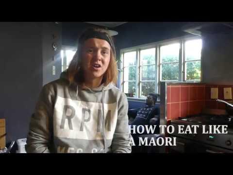 HOW TO EAT LIKE A MAORI