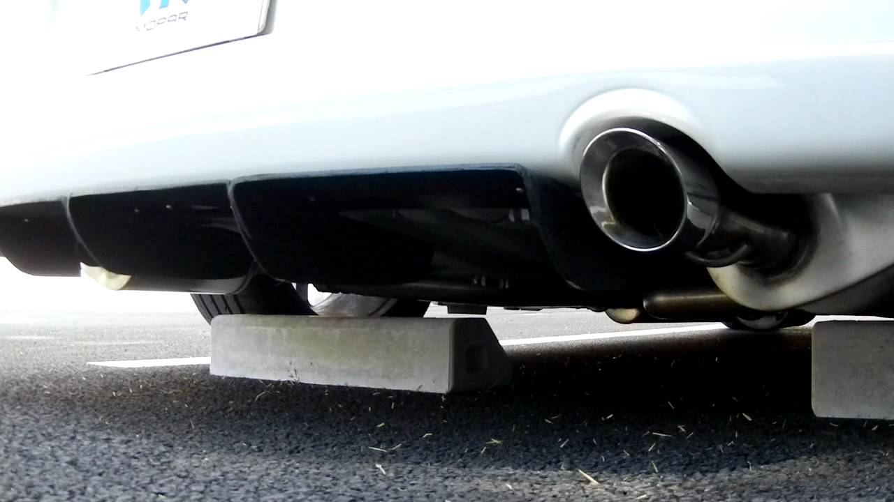 Corsa Xtreme Exhaust Chrysler 300c 5 7l Hemi Youtube