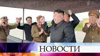 Крайне провокационным назвал Совбез ООН новый ракетный пуск Северной Кореи.