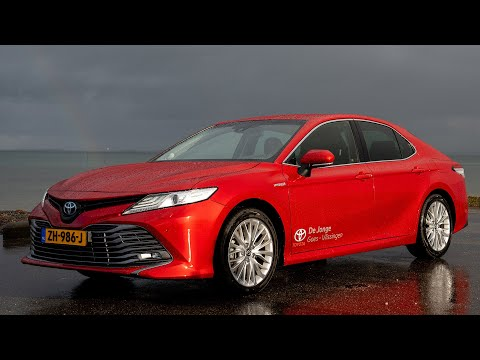 Impressie van de Toyota Camry Hybrid Premium