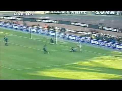 Serie A 1996-1997, day 08 Juventus - Napoli 1-1 (Zidane, Aglietti)