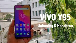 Vivo Y95 Unboxing And Features in Hindi