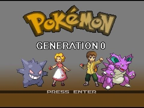 What Is Pokemon Generation 0?!
