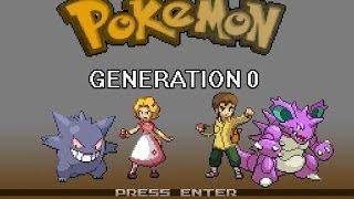 What Is Pokemon Generation 0?!