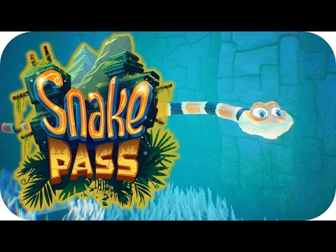 Snake Pass – 4. Spike Trap Troubles - Let's Play Snake Pass