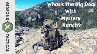 What's The Big Deal? Mystery Ranch Scree 32L Pack #4 Mailbag