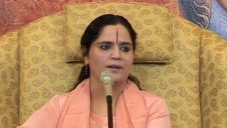 Srimad Bhagavad Gita - Chapter 2 - Meaning in Hindi| Amrit Varsha Episode 231 (28 Feb, 2013)