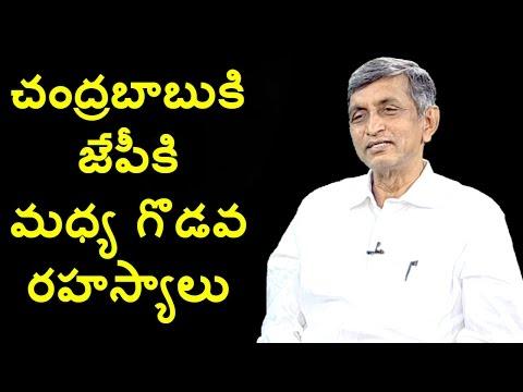 Jayaprakash Narayana Sensational Comments on AP CM Chandrababu Politics | Exclusive Interview | HMTV