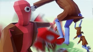 THIS MAN CRAPPED OUT ANOTHER MAN | Totally Accurate Battle Simulator
