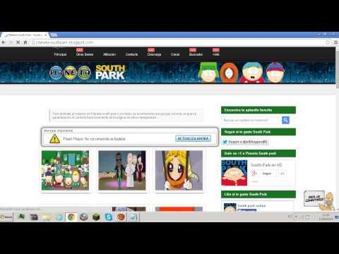 Como Ver Episodios De South Park En HD Español Latino :D