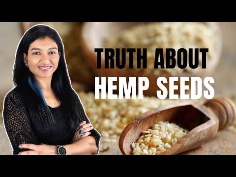 HEMP SEEDS – Everything you Need to Know | Hemp benefits | Hemp vs Cannabis