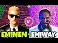 EMINEM V S EMIWAY Rap Battle