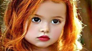 Все смеялись на ней и обзывали её Рыжая. А когда она выросла - утерла всем нос!